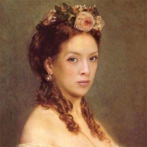 Portraitmalerei Zeichnung
