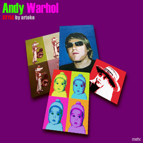 Pop Art Andy Warhol